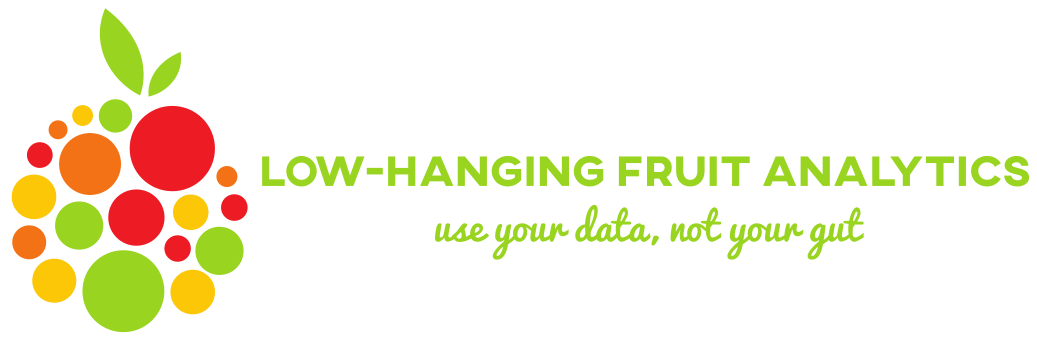 Low-Hanging Fruit Analytics