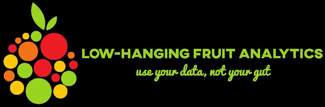 Low-Hanging Fruit Analytics